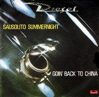 Cover Diesel [NL] - Sausolito Summernight